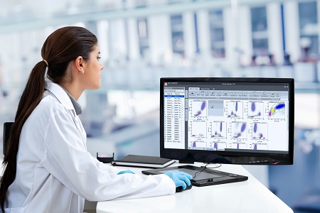 Flow cytometry data analysis system launched