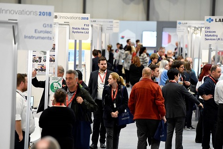 Lab Innovations a major hit with visitors, exhibitors and speakers