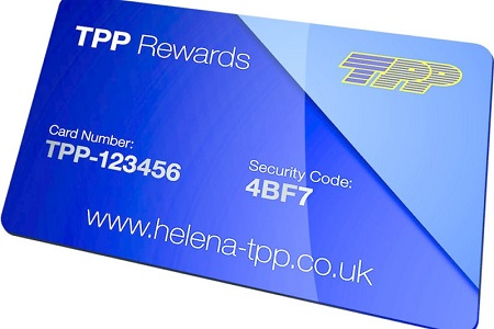 Order online, save and earn points with TPP Rewards