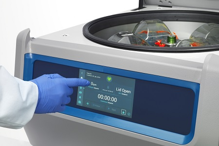 Introducing a next-generation centrifuge series