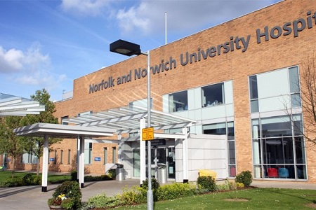 Digital transformation across Norfolk and Norwich University Hospitals NHS Foundation Trust