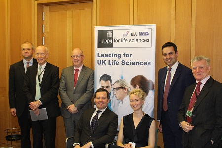 All-Party Parliamentary Group for Life Sciences relaunched