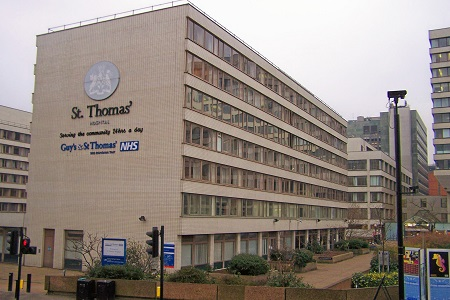 Pathology contract for Guy's, St Thomas' and King's College hospitals